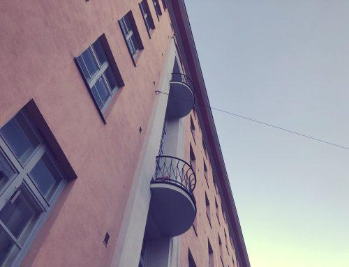 Eka vuosi Helsingissä ja Kalliossa