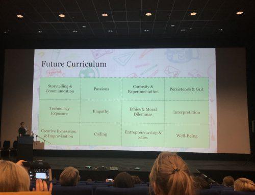 Tulevaisuuden lukujärjestys