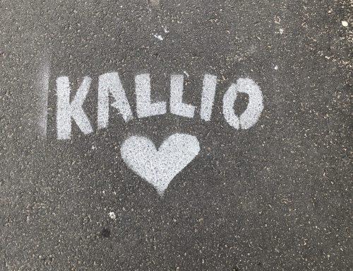 Noin 2,5 vuotta Helsinki-kokemusta
